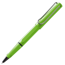 Rollerball Lamy Safari Green