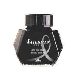 Tintero Waterman Negro - 50ml