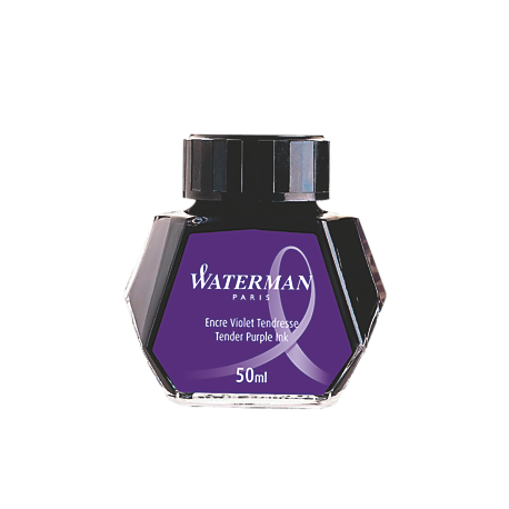 Tintero Waterman Violeta - 50ml