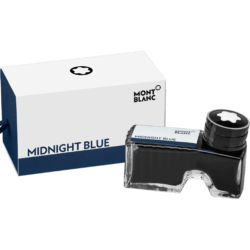 Tintero Montblanc Midnight Blue 60 ml