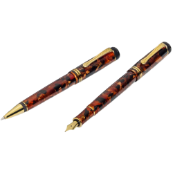 Set Kaweco Dia 2 Amber Limited Edition