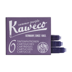 Cartuchos de Tinta Kaweco Summer Purple