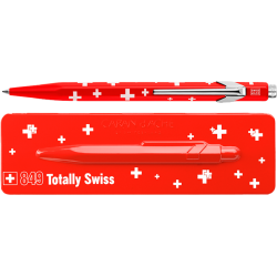 Bolígrafo Caran d´Ache Totally Swiss Special Edition