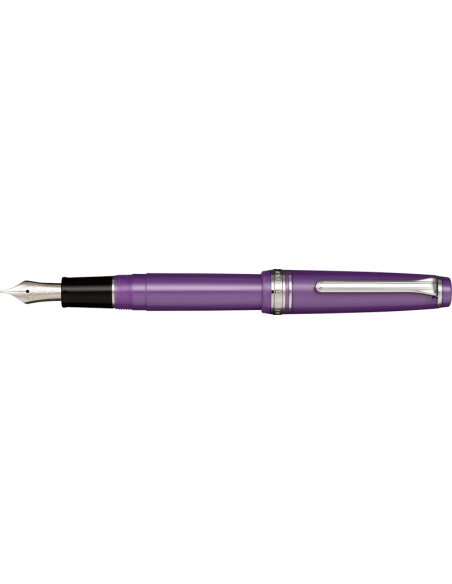 Estilográfica Sailor Professional Gear Slim Metallic Purple