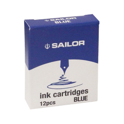 Cartuchos de Tinta Sailor Jentle Ink Azul