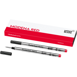 Recambio Rollerball Montblanc Modena Red