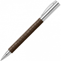 Rollerball Faber-Castell Ambition 3D Croco